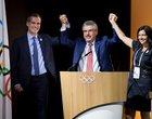 Comitê Olímpico decide que Paris e Los Angeles receberão Jogos de 2024 e 2028 (Fabrice Coffrini/AFP)