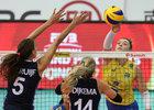 Brasil sofre para vencer a Holanda e torce pela China para classificar no Grand Prix (Foto: FIVB/Divulgação)