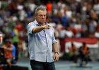 Torcida do Sport aplaude de pé técnico Abel Braga: 'Me marcou'