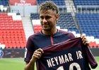 'Nunca fui movido a dinheiro; sou movido a desafios', diz Neymar no PSG; veja vídeo (Foto: Philippe Lopez/AFP)