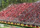 Torcida Os Imbatíveis é proibida de entrar no Barradão por um mês